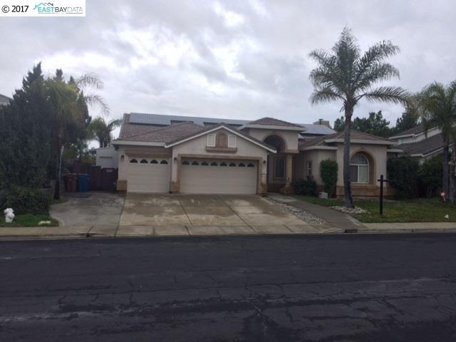 2621 Orange Way, Antioch in Contra Costa County, CA 94531 Home for Sale